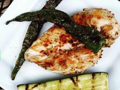brined grilled chicken
