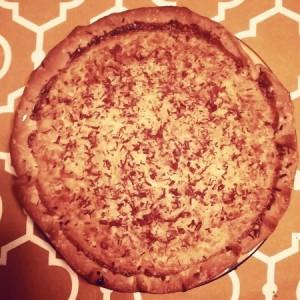 pie overhead